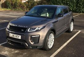 Land Rover Range Rover Evoque 2.0 TD4 HSE Dynamic Hatchback AWD 5dr (start/stop), great spec