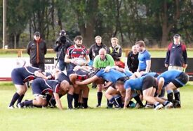 Rugby Club Needs YOU! - A Great Family Club, Offering Accommodation and Work for the Right Player!