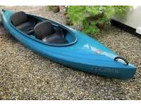 Double kayak (2+1)