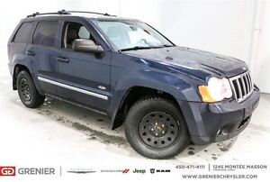 2008 Jeep Grand Cherokee North DIESEL *Cuir, Toit ouvrant, Démar