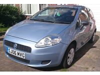 Fiat Grande Punto Sport / Active / 3-Door / 1.2L Petrol / 2006 / Manual. PRICE - £900 (O.N.O)