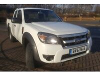 2011 FORD RANGER 2.5 TDCI SUPERCAB 4X4 - 31,500 MILES - 1 OWNER FROM NEW