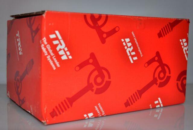 2 x TRW KOPPELSTANGE JTS501 FORD MONDEO JAGUAR HINTEN LINKS + RECHTS