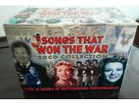 Songs that won the war !