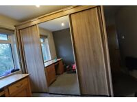 Large Freestanding Town & Country Wardrobes
