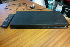 Sony BDP-S370 DVD (1-8) REGION 2 EUR MKV DivX SACD Blu-Ray Player