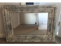 Vintage looking mirror