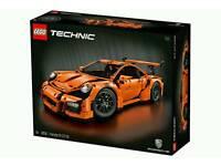 Porsche 911 gt3 technic lego