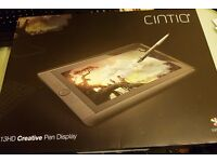 Wacom Cintiq 13HD Proffesional Graphics Tablet