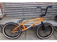 High Spec Custom BMX (profile, odyssey, macniel)