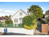 4 Bed Detached Bungalow Cornwall - Praa Sands Beach & Village (nr Helston & Penzance) Chain Free
