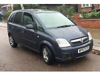 VAUXHALL MERIVA, BREAKING FOR SPARES