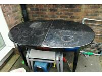 Solid wood extendable Table for free