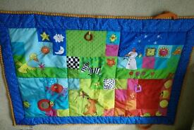 Taf Toys Touch Feel Activity Play Mat