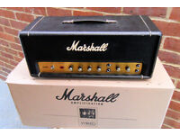 1969 Marshall 20W Tremolo Valve/Tu#be Amp Head - Rare 2022T Model