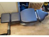 Technogym Flat and Incline Bench Olympic