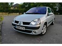 Clio 1.2 16v with 172/182 sport seats
