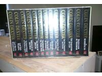 Inspector Morse paperbacks (sealed collection)
