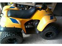 Quad bike 100cc