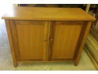 NEXT 2 Door Oak Sideboard with 2 inner drawers