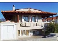 Beautiful Greek island villa for sale or exchange