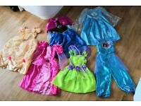 Disney Princess Dresses age 3-4