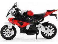 Electric ride on BMW S1000RR kids motorbike