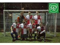 BEST PRICES IN LONDON- 7 ASIDE LEAGUE- CRYSTAL PALACE MONDAY-WEDNESDAYS