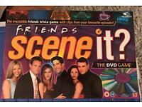 Friends scene it? DVD board game