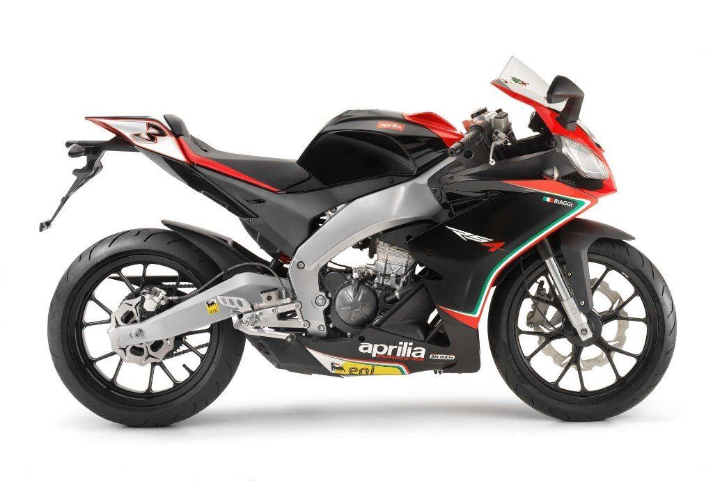 aprillia rs4 50cc 2014 model in hanham bristol gumtree. Black Bedroom Furniture Sets. Home Design Ideas