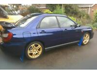 Subaru Impreza WRX bug eye 2001 low mileage