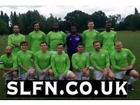 JOIN FOOTBALL TEAM, MAKE NEW FRIENDS, PLAY FOOTBALL IN LONDON, FIND SATURDAY FOOTBALL TEAM, LONDON