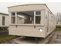 cheap static caravan, holiday home, cosalt cascade 35ft 3-bedroom, Marton Mere Holiday Village