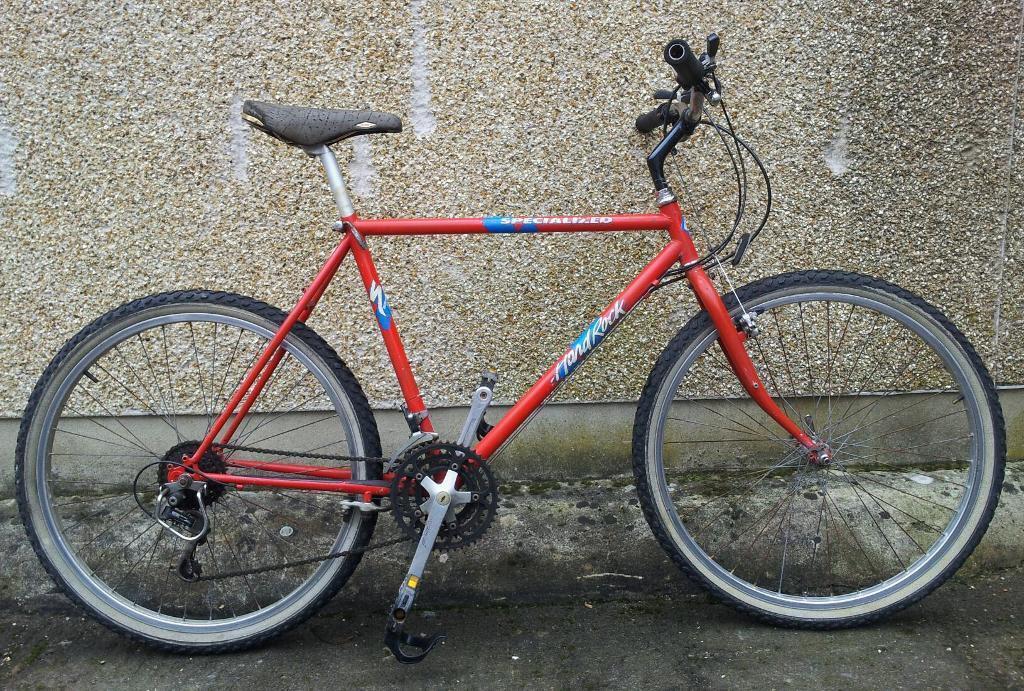 Classic Men S Specialized Hard Rock Bike Vintage 1988 In