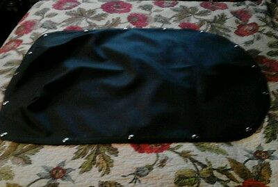 Sidecar Cover - Harley davidson sidecar tunnel cover