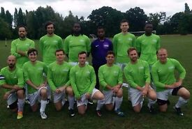 Players wanted in Wimbledon: 11 aside football team. SATURDAY FOOTBALL TEAM LONDON REF:
