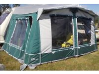 Awaydaze Torino Lux caravan awning and annex