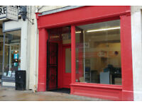 Office/Shop for rent in the East End of the Kirkcaldy High Street.