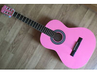 Chantry by Sue Ryder 6 String Acoustic 3/4 Spanish Classic Acoustic Guitar Natural Nylon strings