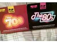 Two box collection cds