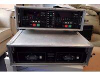 DENON DN-M2300R TWIN MINIDISC DJ PLAYER/RECORDER