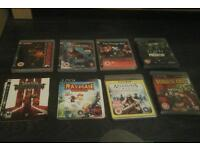 Ps3 games can be brought separately cheap!!!