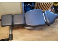 Technogym Utility Bench In Very Good Condition