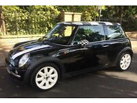 AUTOMATIC MINI COOPER PANORAMIC ELECTRIC SUNROOF LEATHER TRIM AIR CONDITIONING AUTO MINI COOPER ONE