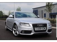 Audi A4 line TDI , diesel, loads of mechanical work