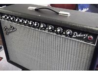 "Fender Vintage Modified 1 x 12"" 40 Watt All Tube Guitar Combo."