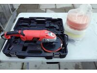 MOSS VARIABLE SPEED CAR POLISHER