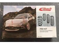 *NEW/UNUSED* Lowering Springs (30mm) - Suitable for Ford Fiesta 1.25l Petrol (2008/Mk7 onwards)