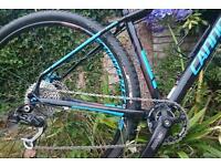Cannondale 29er mountain bike