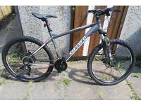Carerra vengeance bike